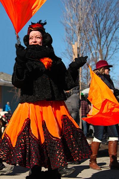 Clementine the dancer