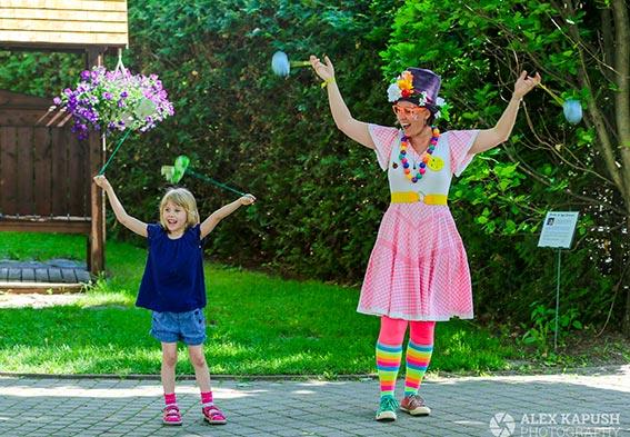 du cirque et du fun