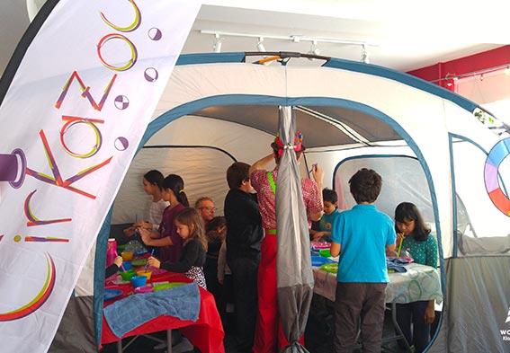 interior activity for children