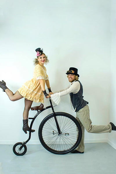 country bike duo